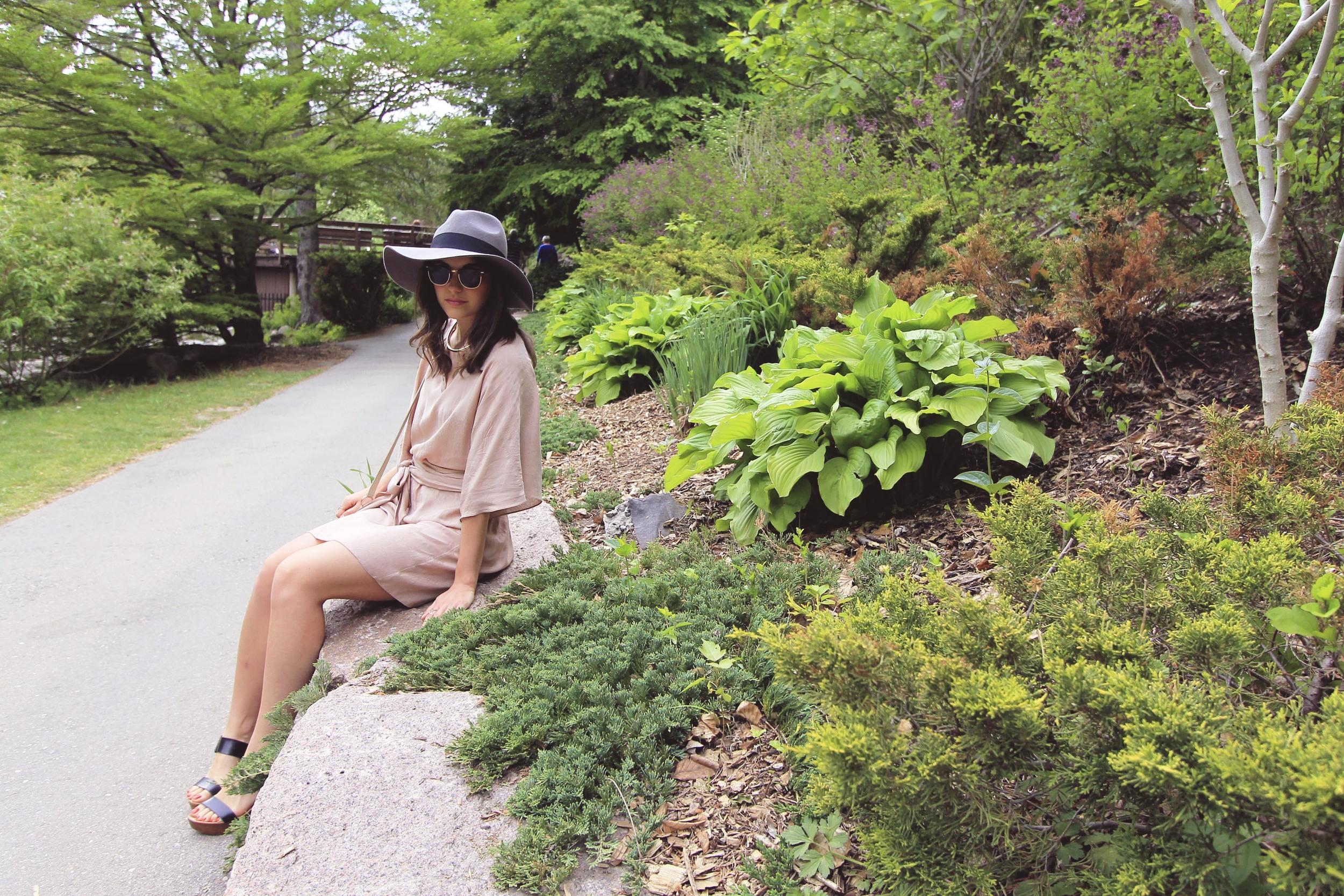 toronto fashion blogger street style
