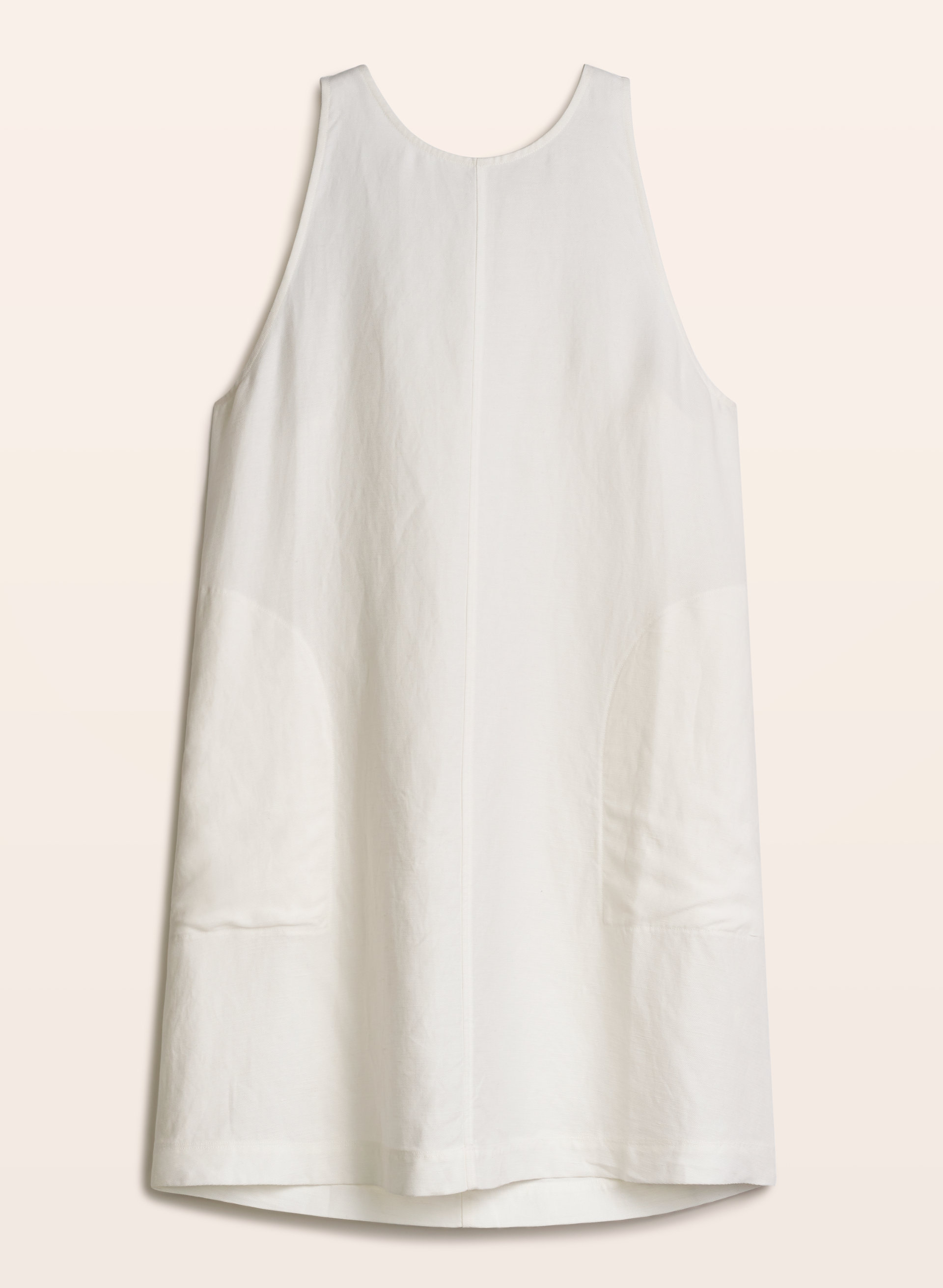 Wilfred trompette dress white.jpg