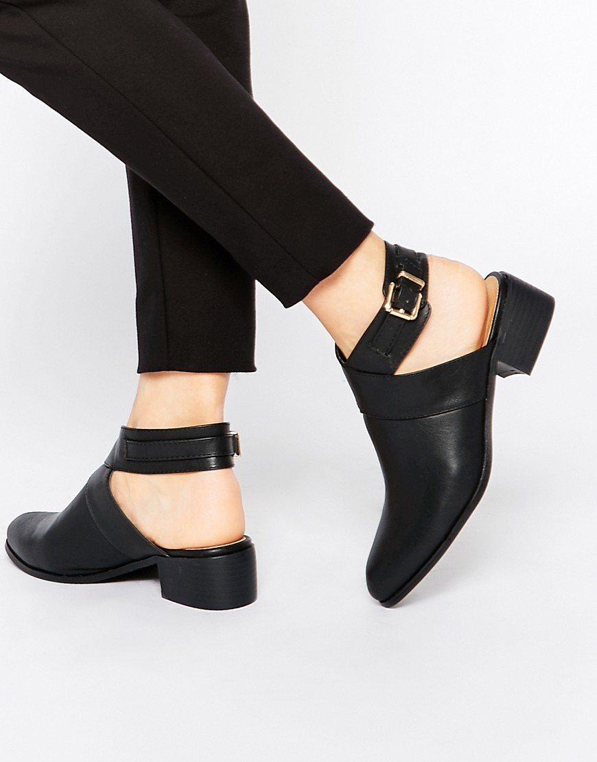 Daisy Street Cut Out Ankle Boots.jpg