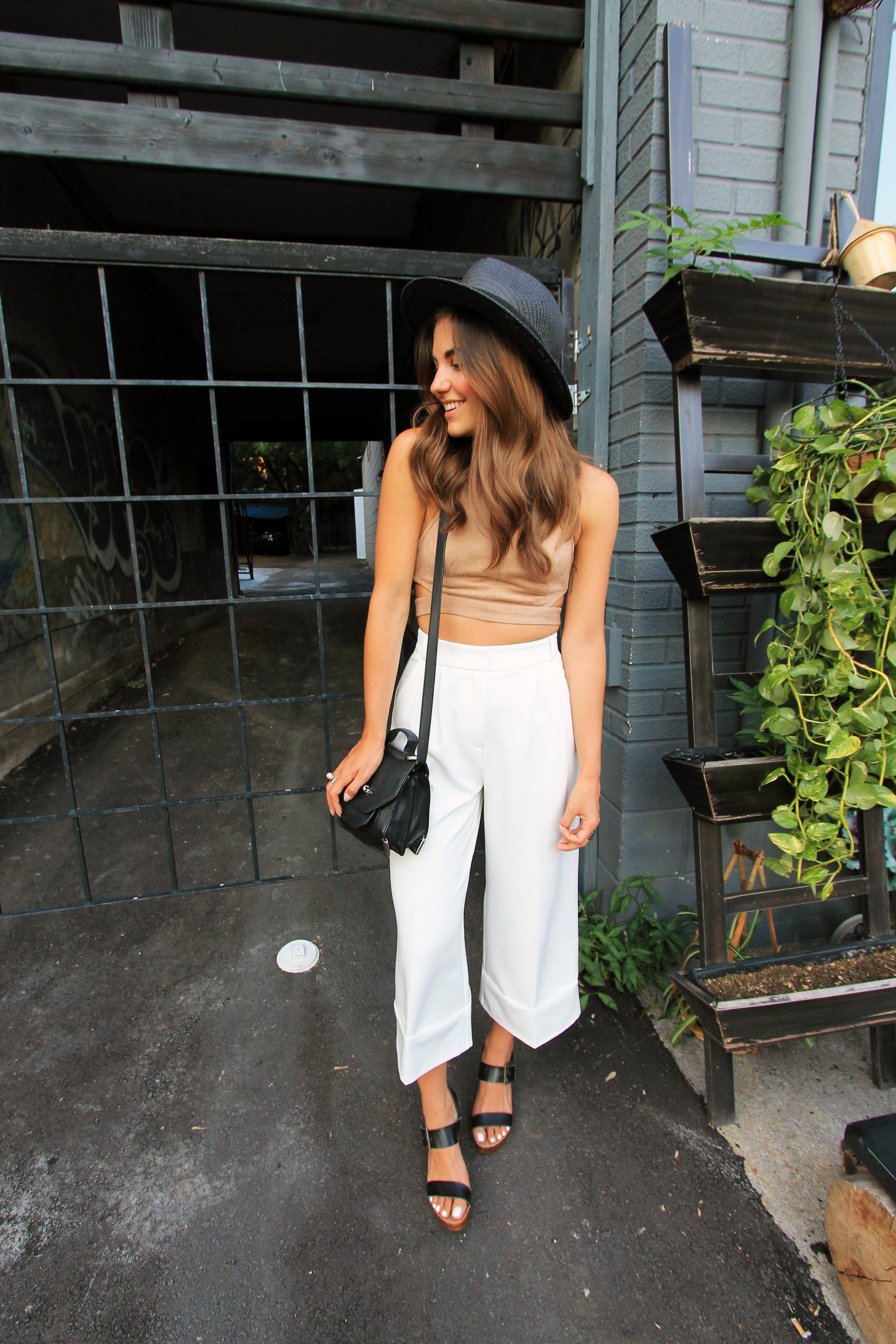 asos white high waisted culottes outfit style.jpg