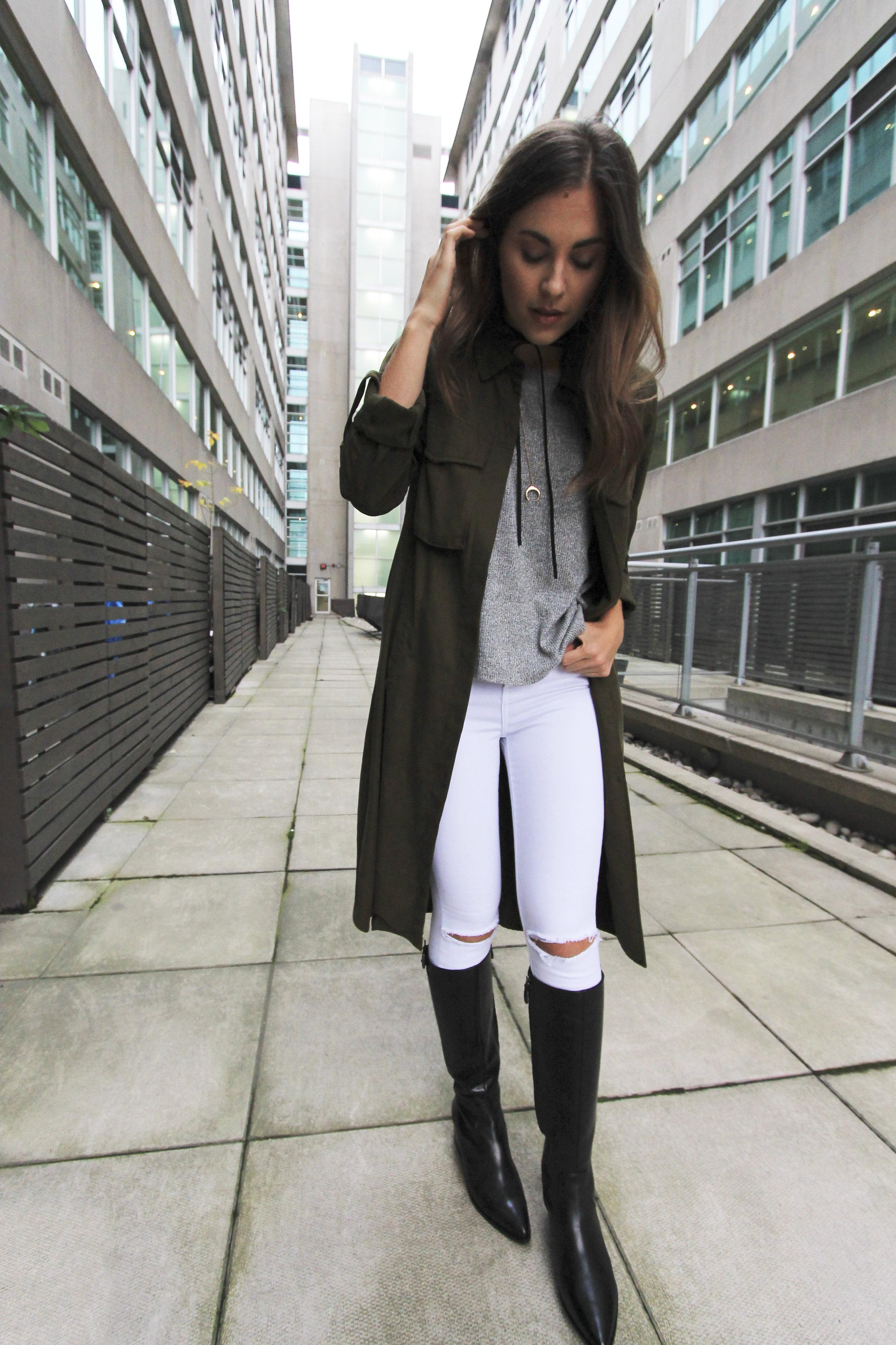 white skinny jeans forever 21 rip knee style toronto.jpg
