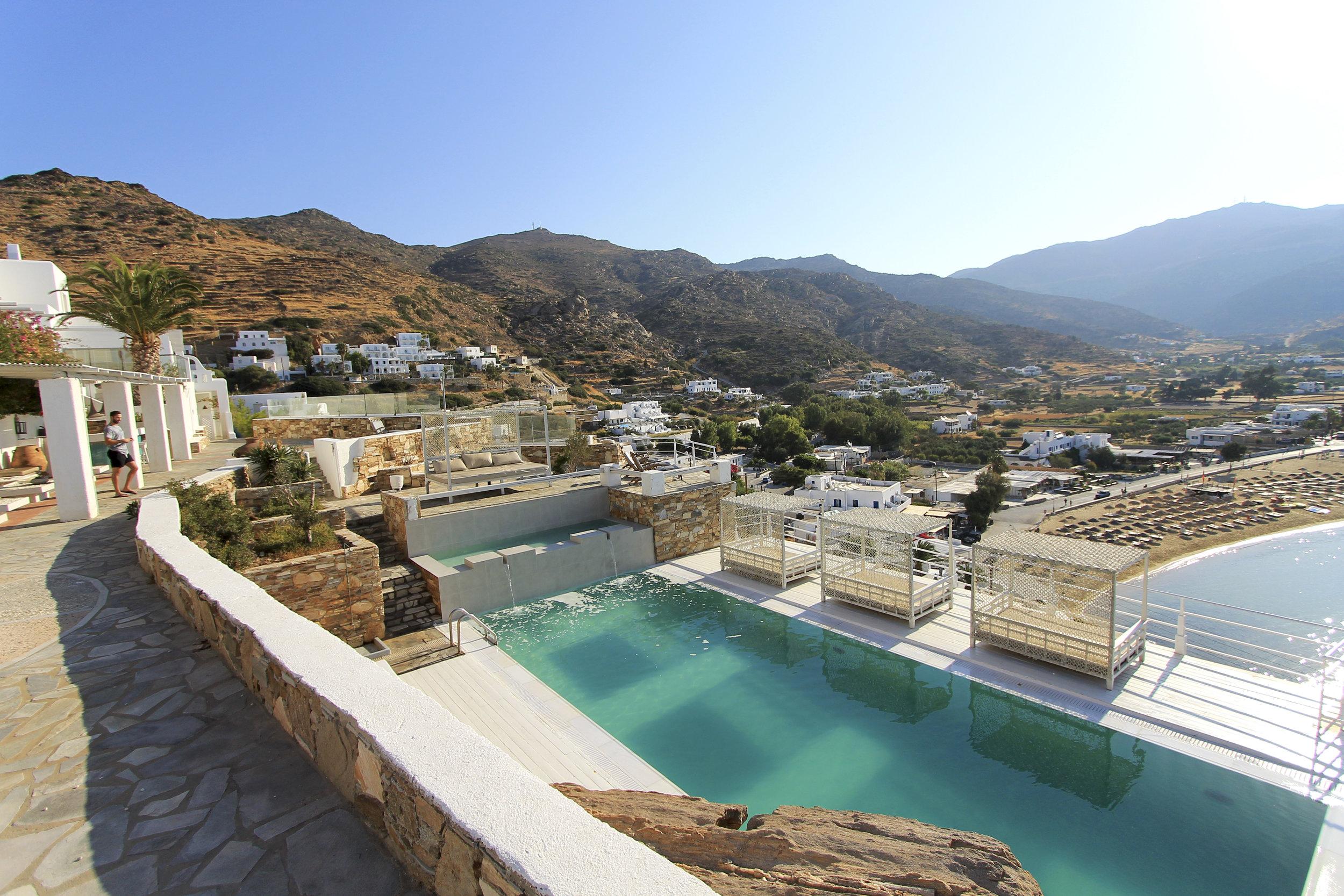 pool ios palace hotel greece mylopotas beach.jpg