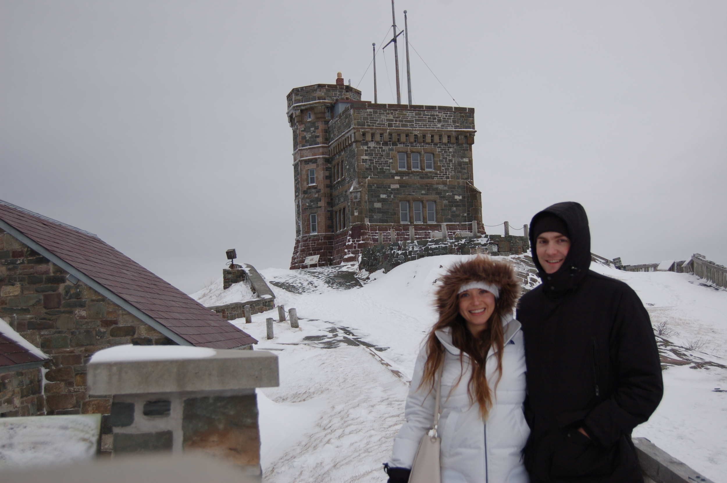 Cabot Tower at Signal Hill