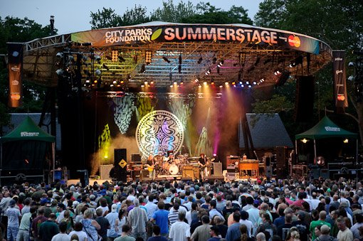 Summerstage Festival - Summerstage Festival takes place in Central Park with a wide variety of events all summer long. You can find numerous (free!) events scheduled from August 3rd, 2019 to September 24th, 2019.