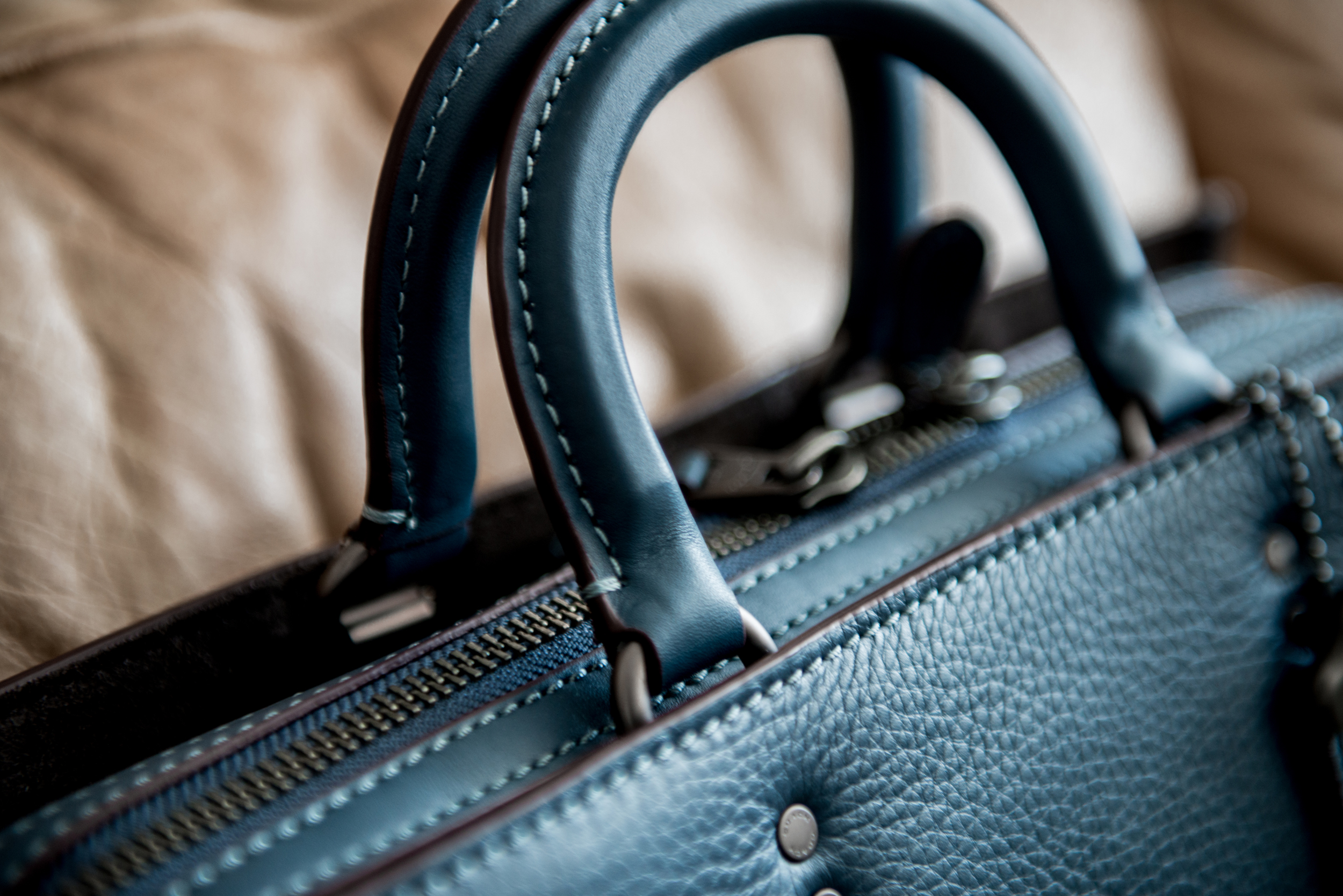GOING ROGUE - INTRODUCING THE COACH ROGUE BRIEFCASE