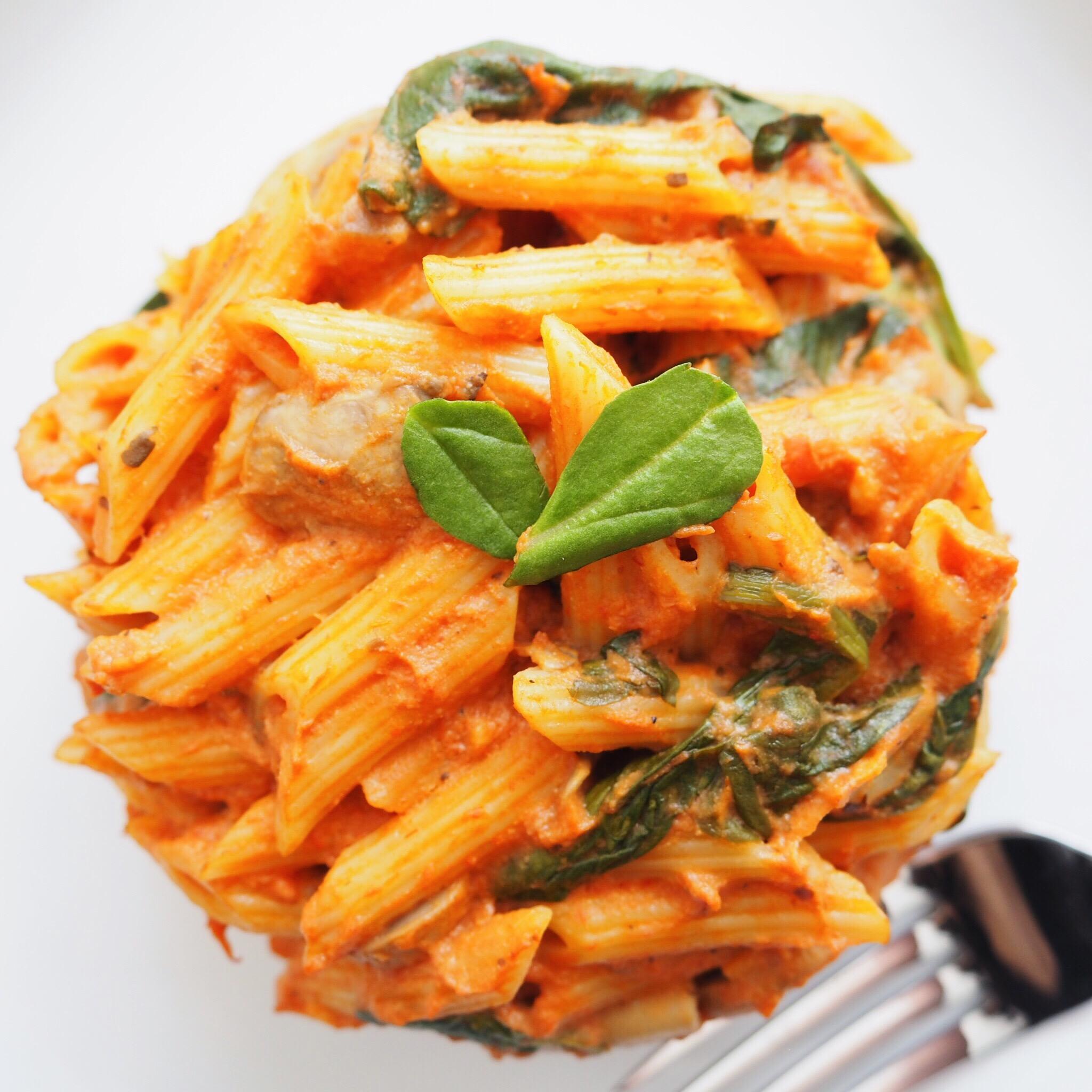 Creamy Arrabiata Pasta(1).JPG