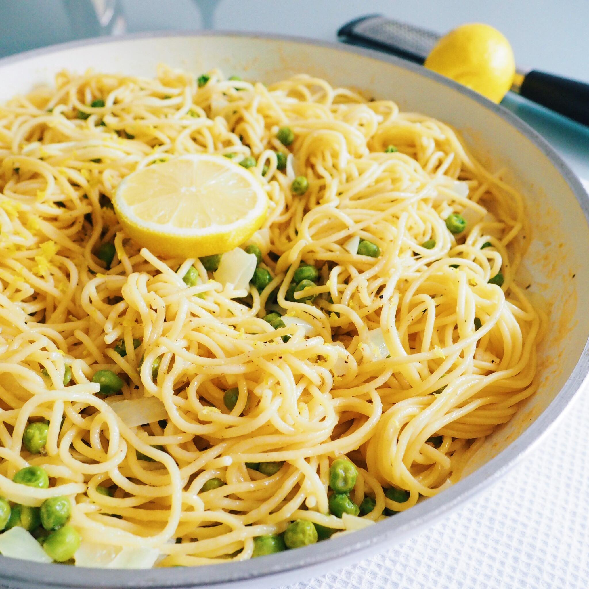 Lemon Pea Cheese Pasta (Vegan).jpg