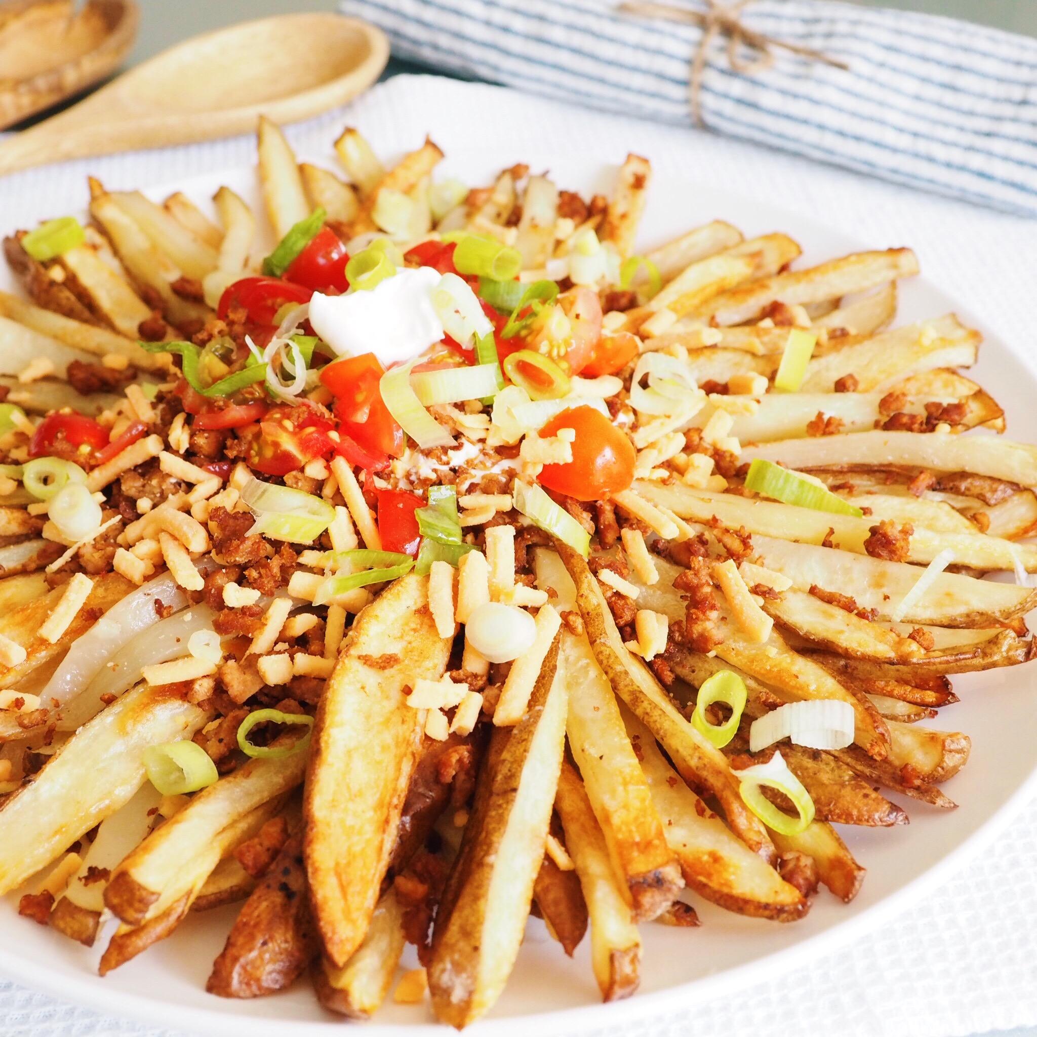 Vegan Fries Supreme