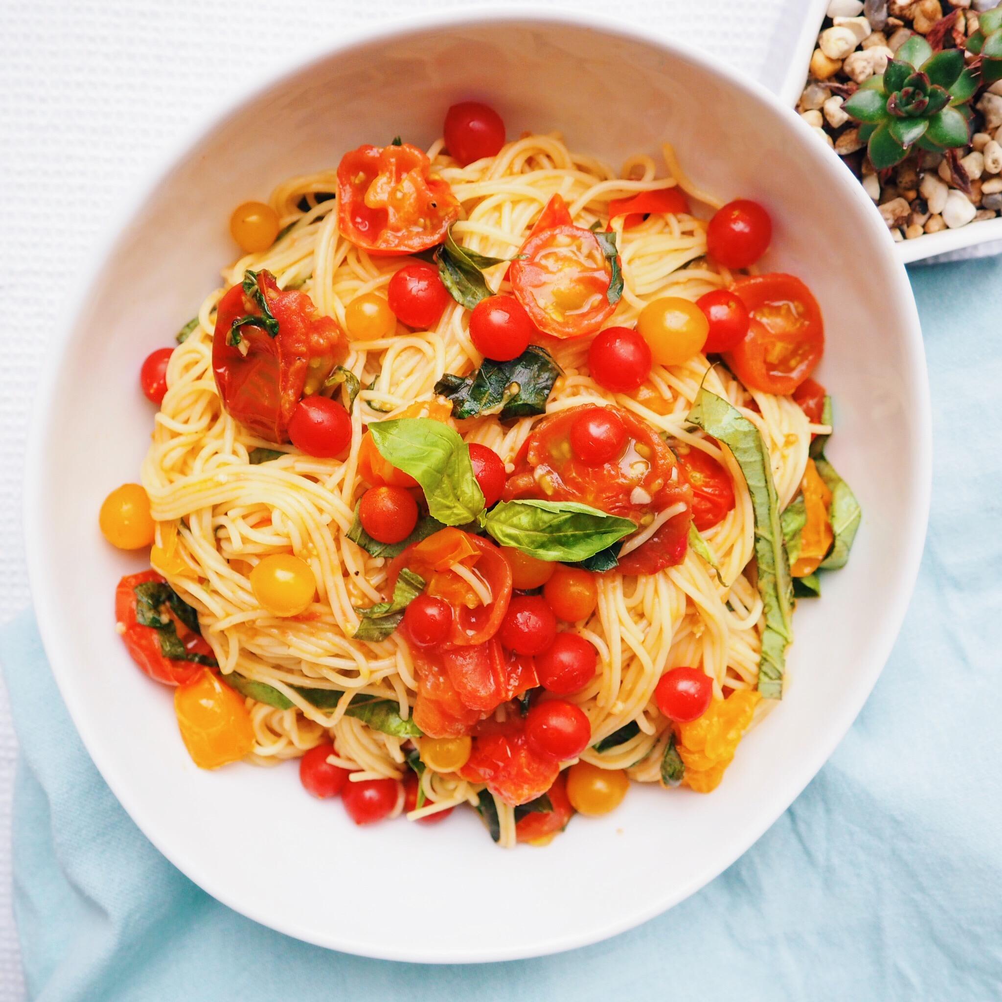 Tom Berry Tomato Pasta