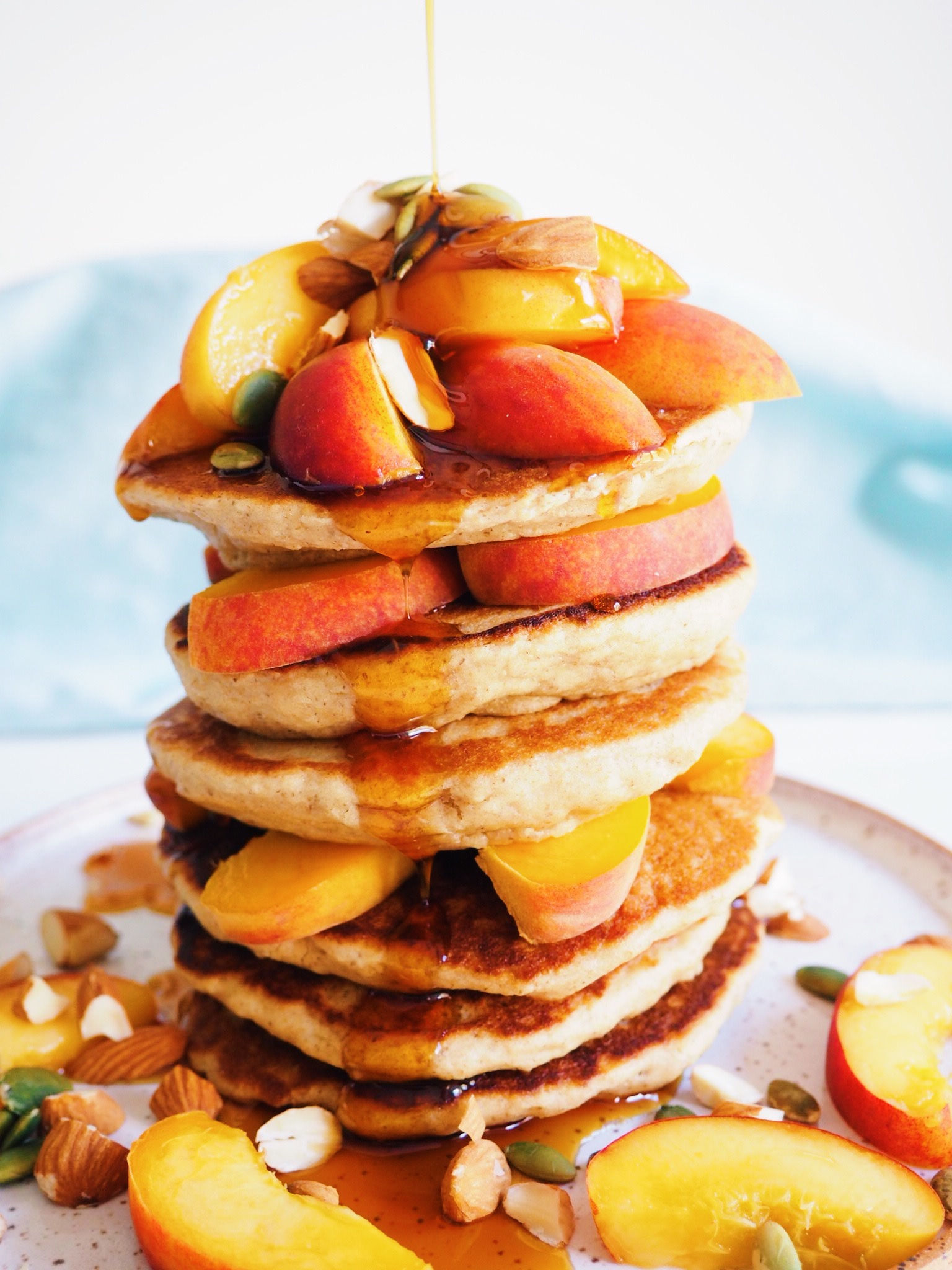 Chia Flax Pancakes with Peaches.jpg