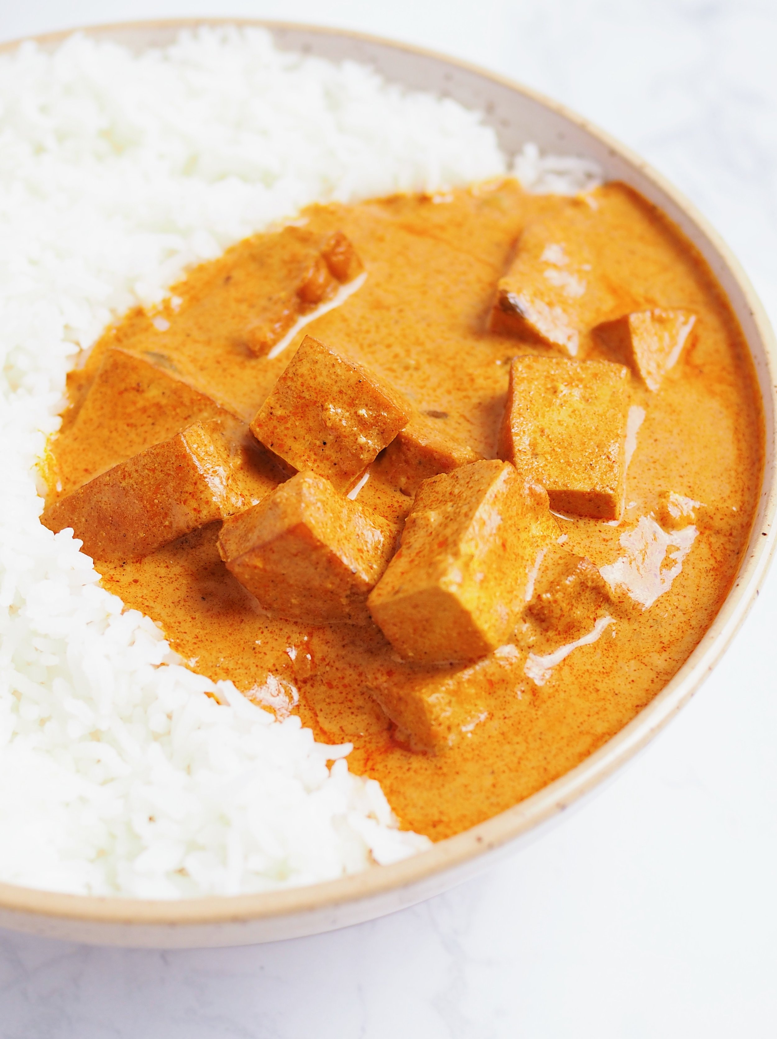 Instant Pot Indian Butter Tofu