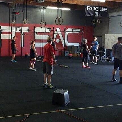 CrossFit SAC has the only two Certified CrossFit Trainers in the greater Sacramento area, come experience the difference.