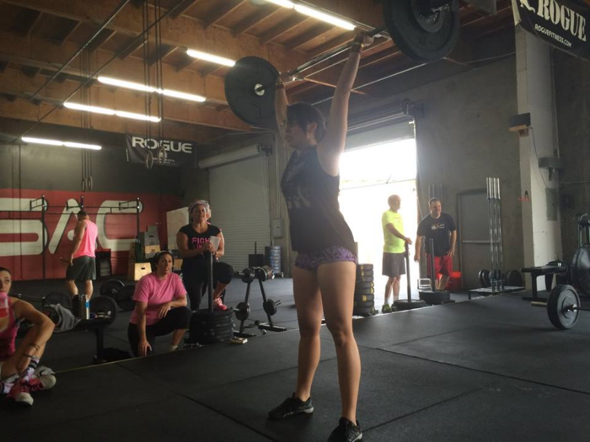 Barbells For Boobs 2015
