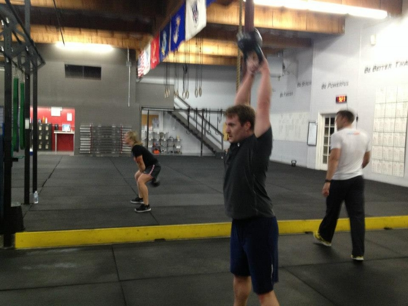 The picture is blurry, but here is Chad from circa 2012