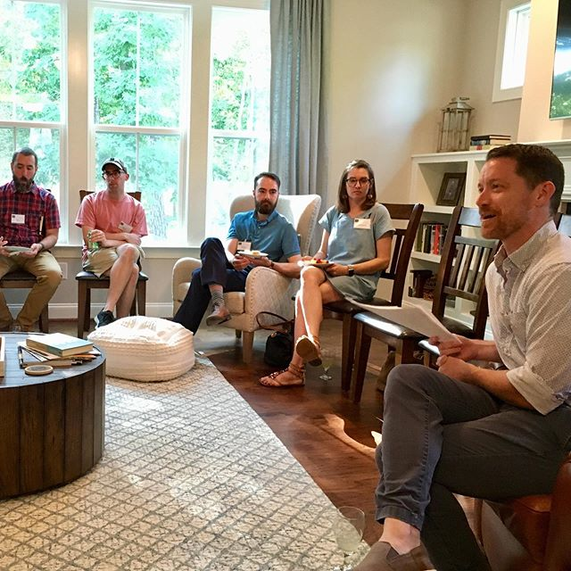 Here's a sneak preview of our Fellows class of 2020! It was so great to meet them this Sunday before the year officially starts in August. We can't wait to get to know them better, hear their stories, and to learn with them through our updated curriculum.
