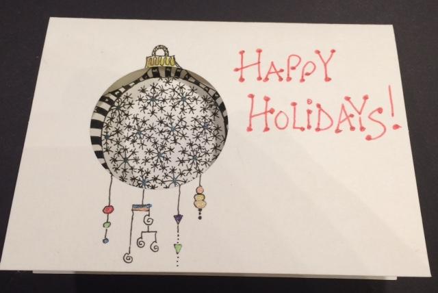 Card design by Lynn Noga