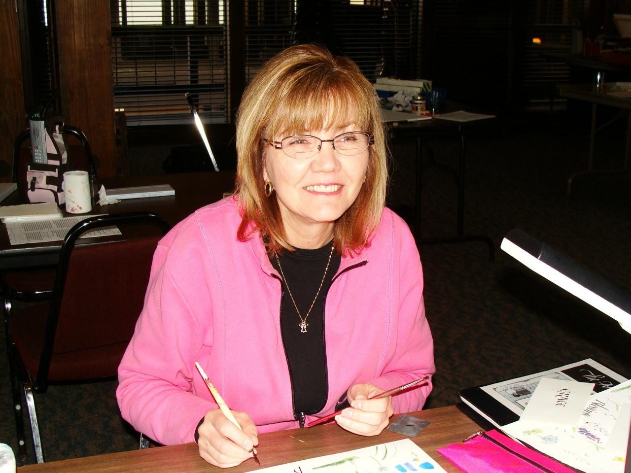 Vicki Brandt at Scribehaven.