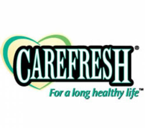 Carefresh Logo   Gerbil Food   Hamster Food