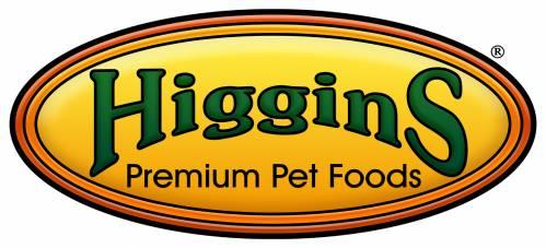 Higgins Premium Pet Foods Logo   Bird Food