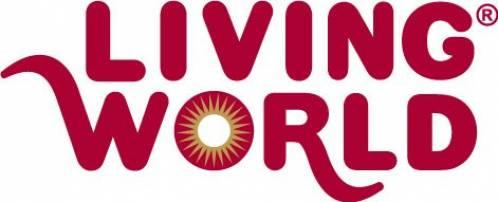 Living World Pet Food Logo   Buy Pet Food Nassau County