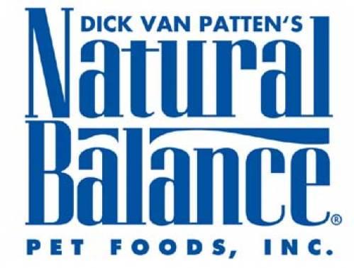 Dick Van Patten's Natural Balance Pet Foods Logo | Pet Food | Pet Food Mineola