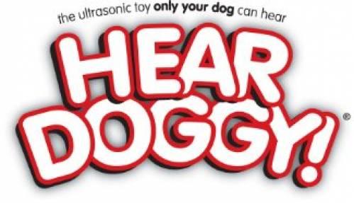 Hear Doggy Logo | Dog Supplies Brooklyn