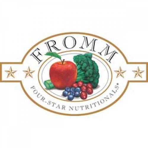 FROMM Logo | Nutritional Pet Food