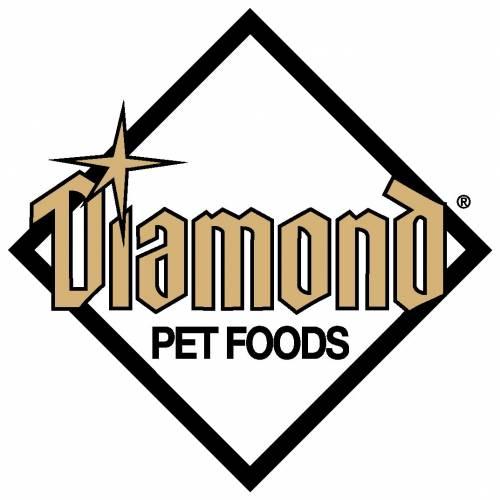 Diamond Pet Food Logo | Pet Food Brooklyn