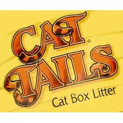 Cat Tails Logo | Cat Litter Supplies Brooklyn