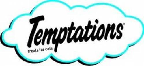 Temptations Logo | Cat Treats Suffolk County