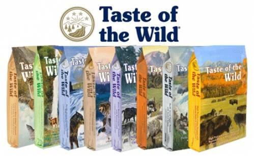 Taste of the Wild Logo | Pet Food Nassau County