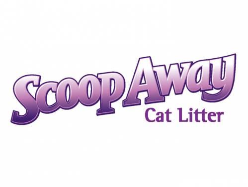 Scoop Away Cat Litter Logo | Cat Litter Queens