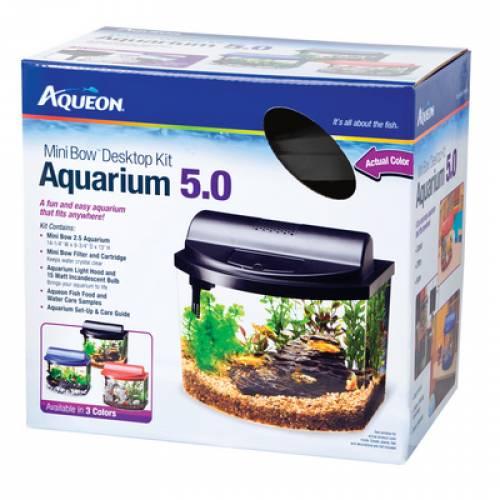 Aqueon Aquarium 5.0 | Fish Tanks Mineola | Fish Tanks Nassau County