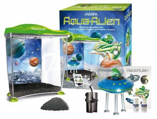 Marina Aqua-Alien Tank | Fish Tank For Sale Mineola | Fish Supplies Brooklyn