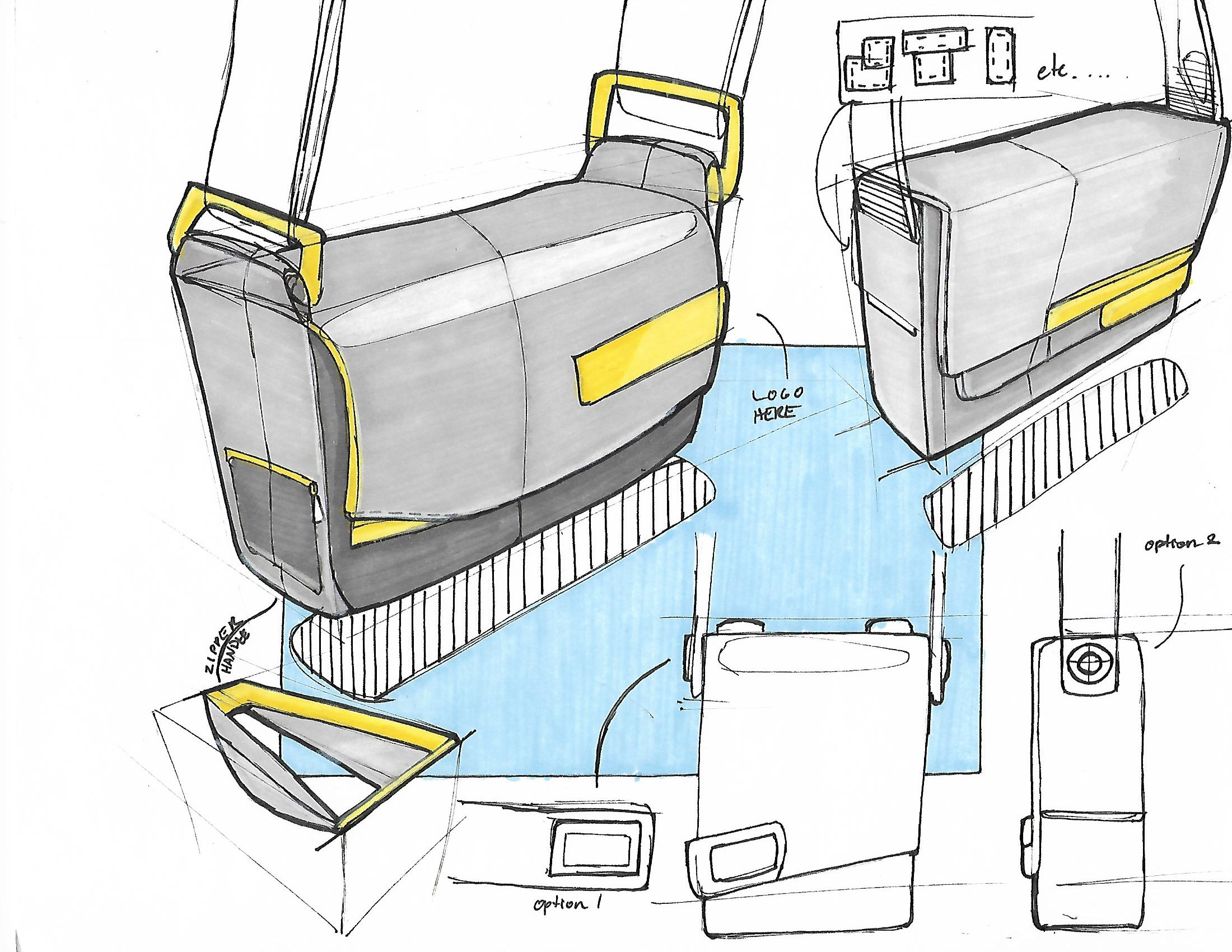 Messenger Bag Concepts