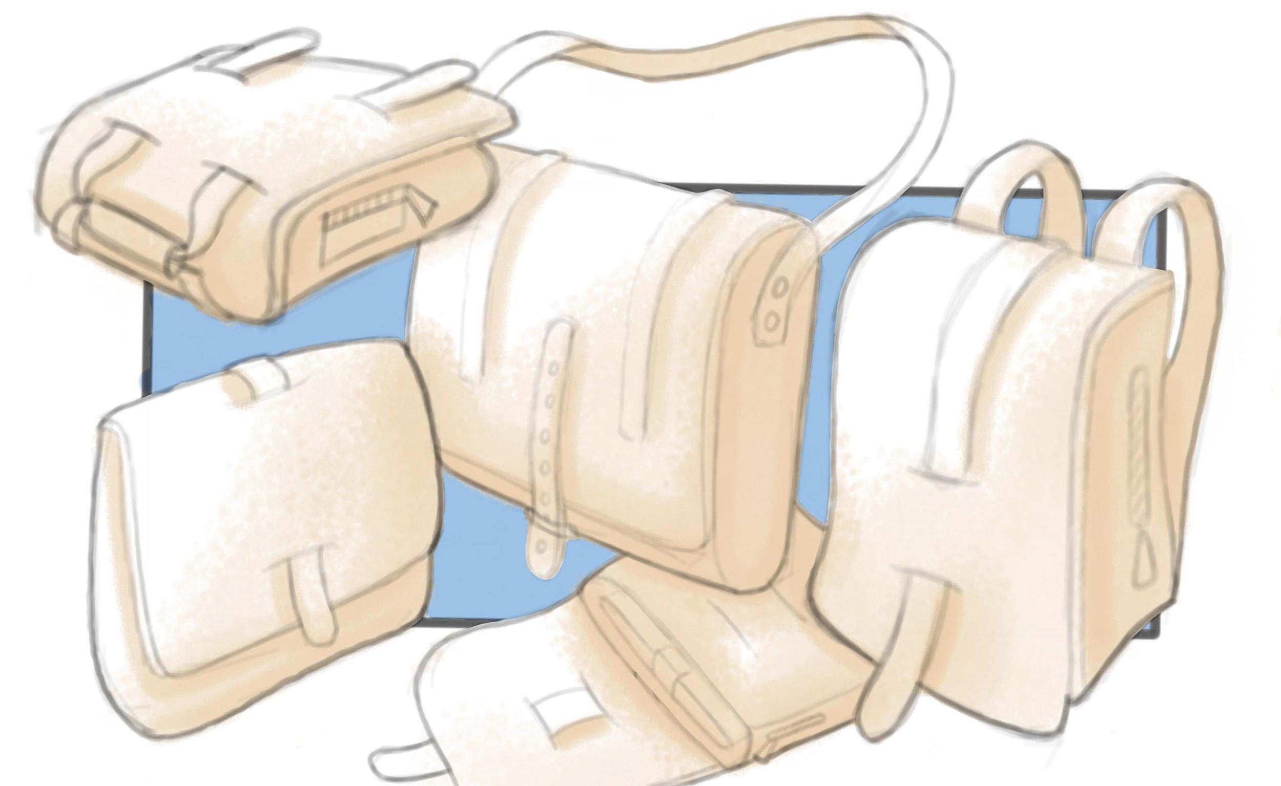 Rough Bag Ideation