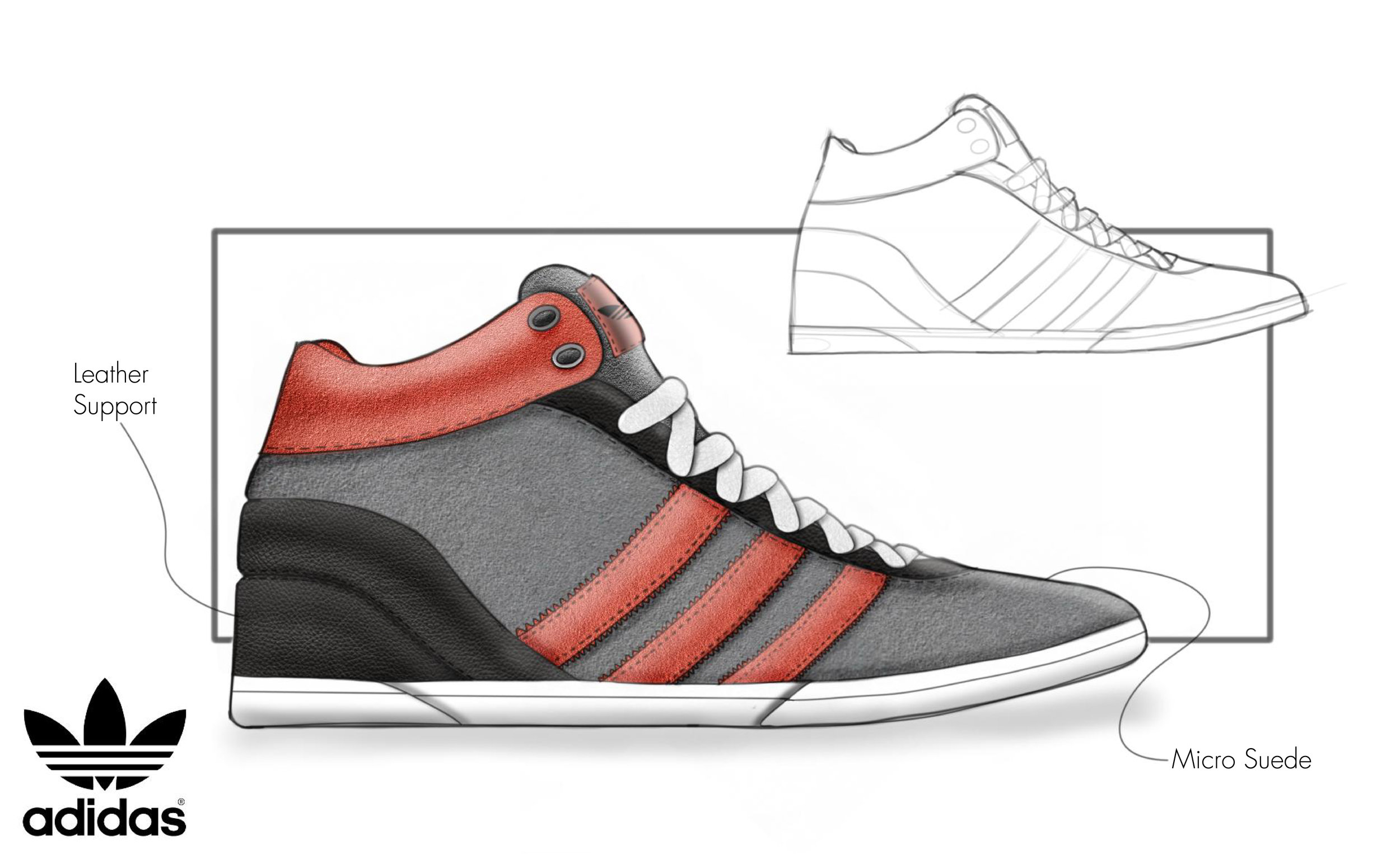 Adidas Mid-High Concept
