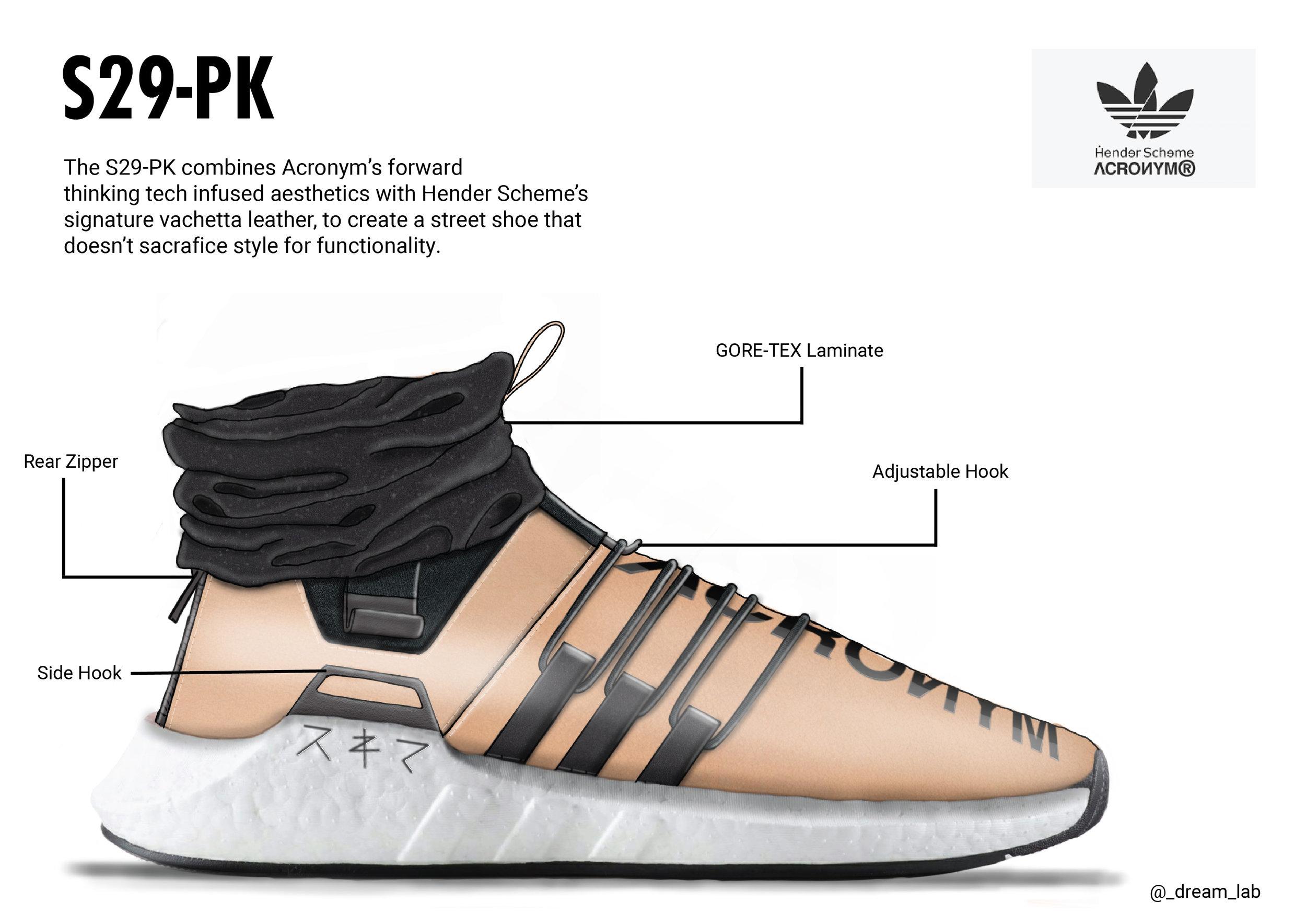 ConceptSurgeon Adidas Entry
