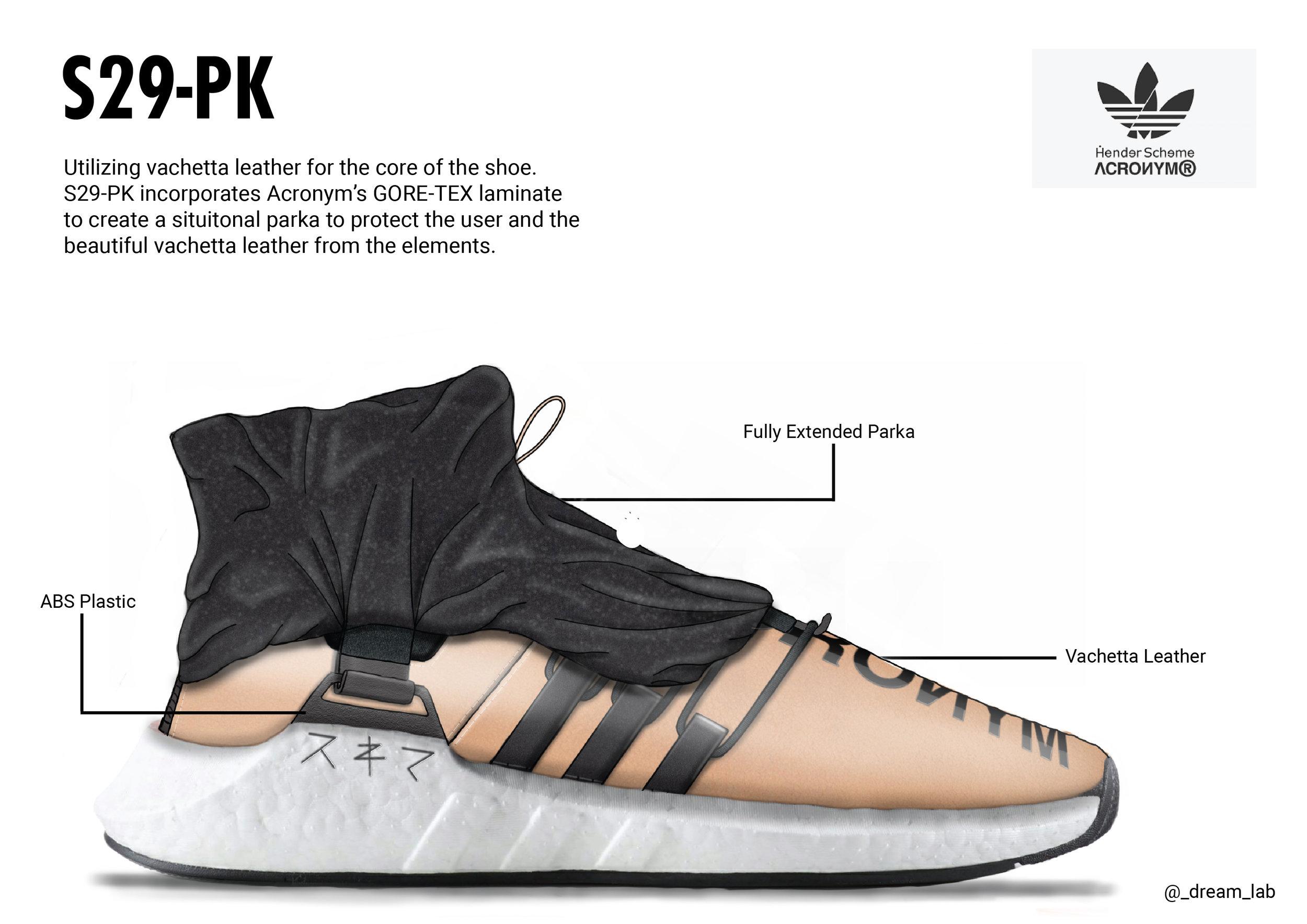 ConceptSurgeon Adidas Entry 2