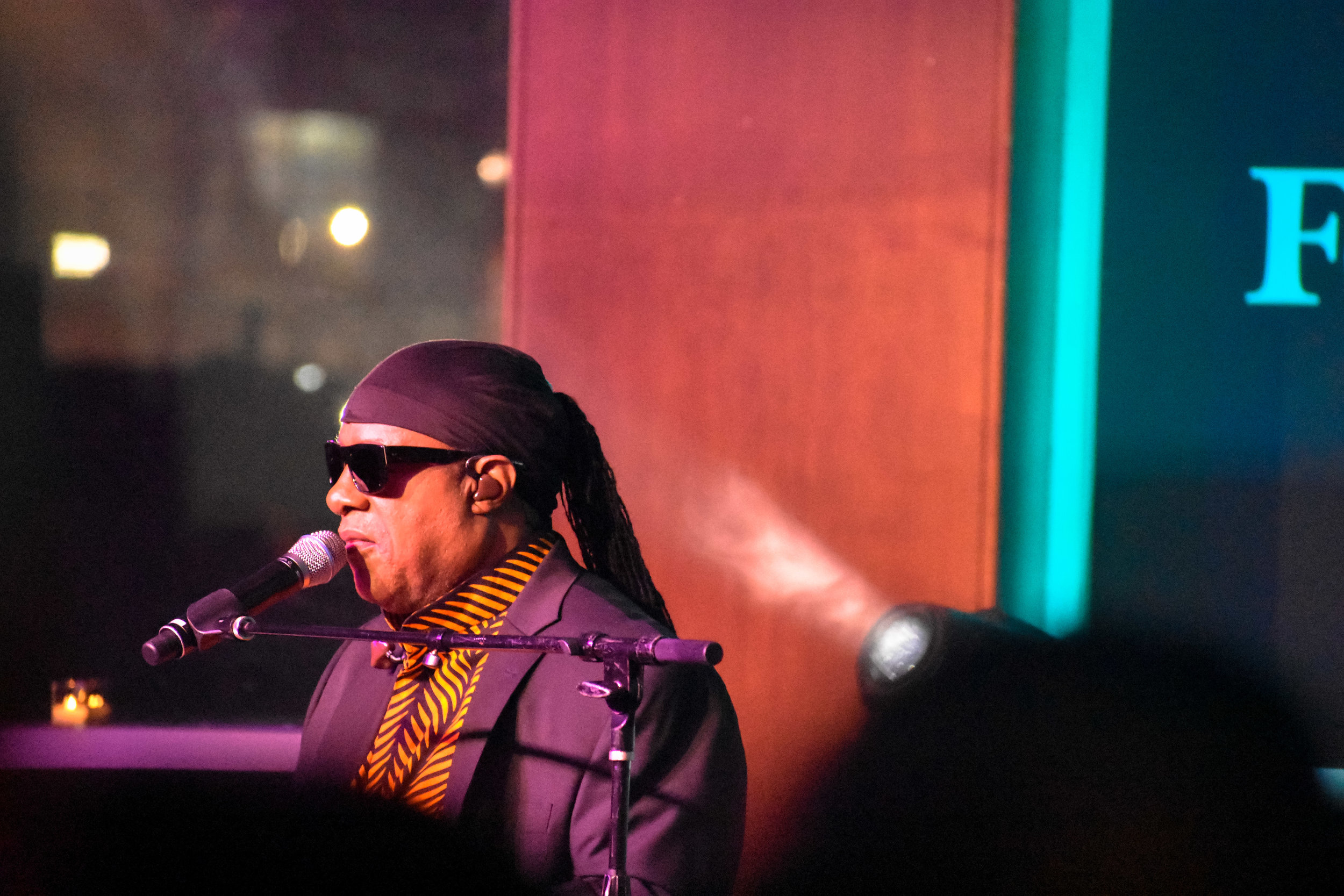 Make Your Life Sweeter Events - Stevie Wonder