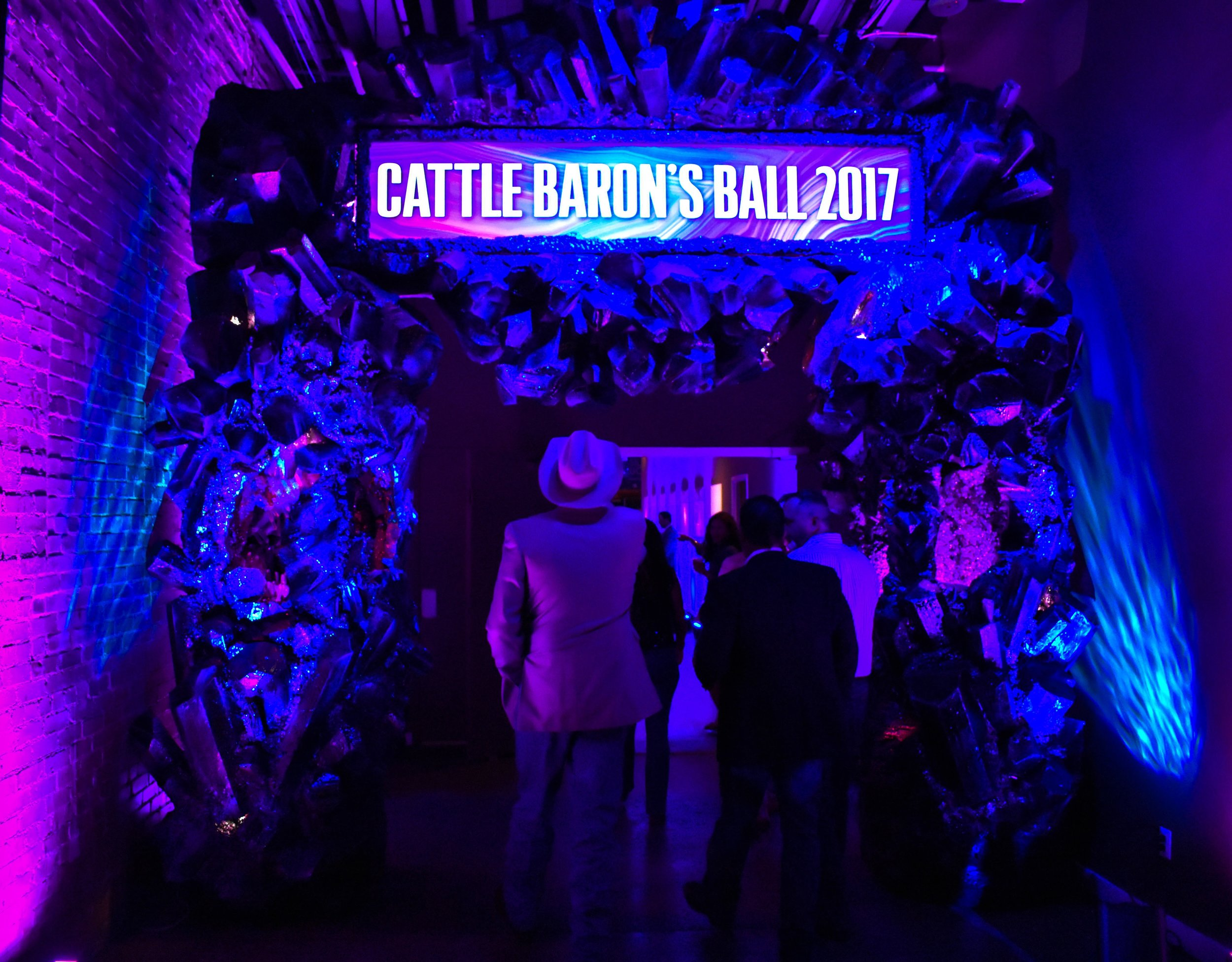 Make Your Life Sweeter Events - Cattle Barons Ball 2017