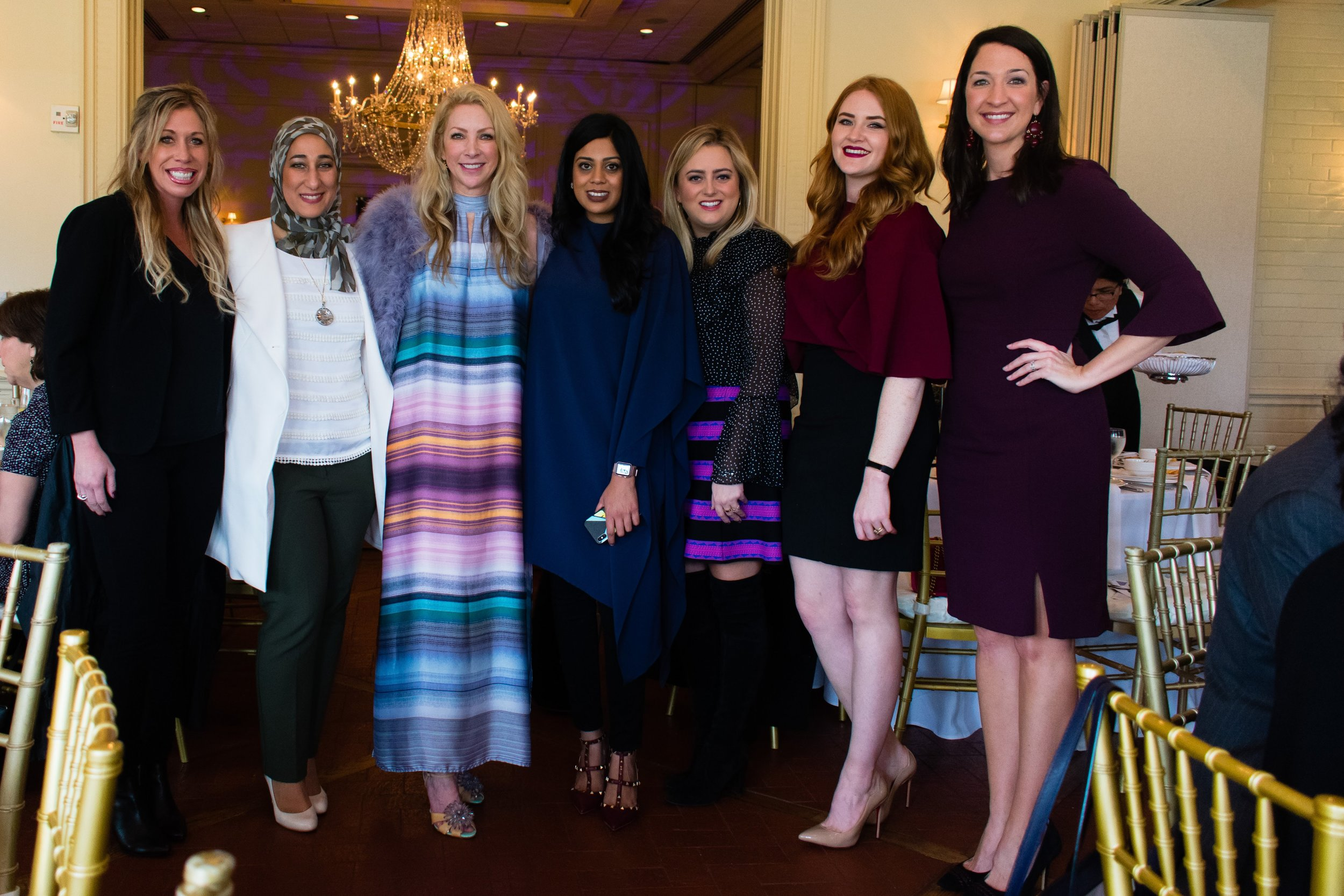 Yasmeen Tadia - The Elisa Project Luncheon