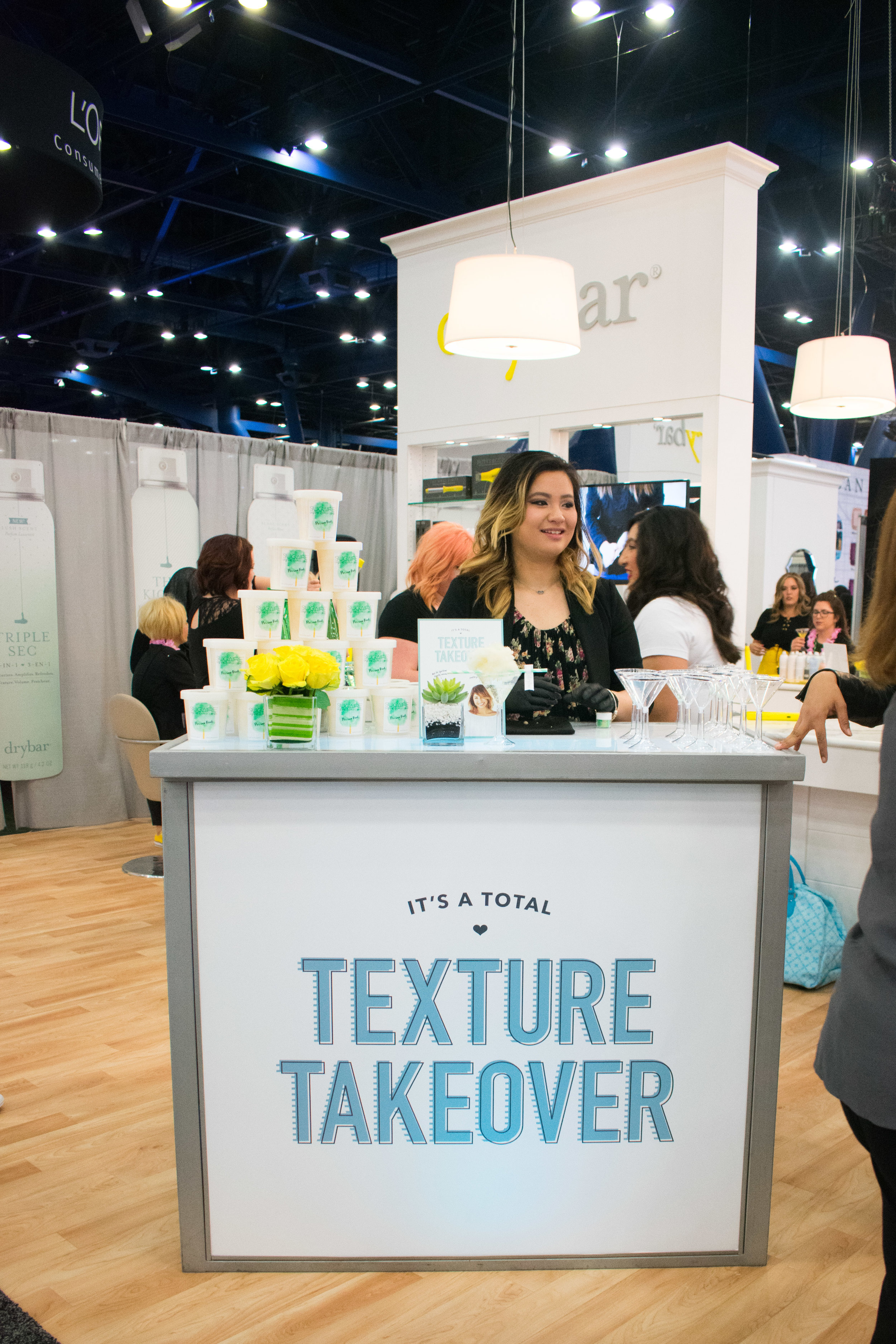Make Your Life Sweeter Events- Drybar Ulta cONVENTION 2018