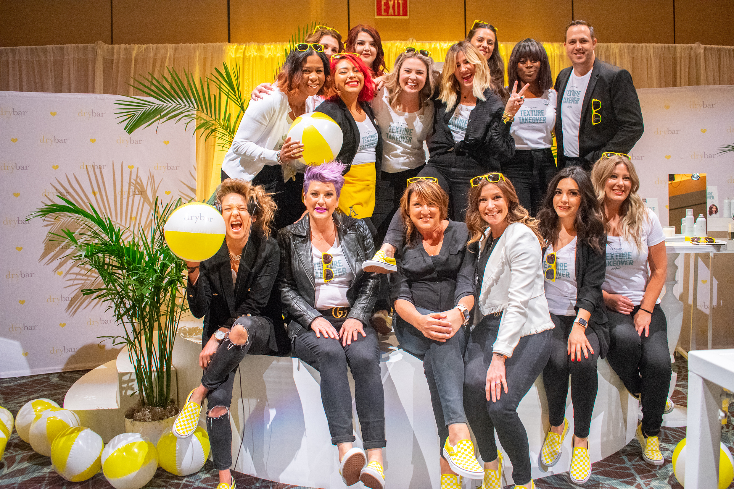 Make Your Life Sweeter Events- DryBar Sephora Convention
