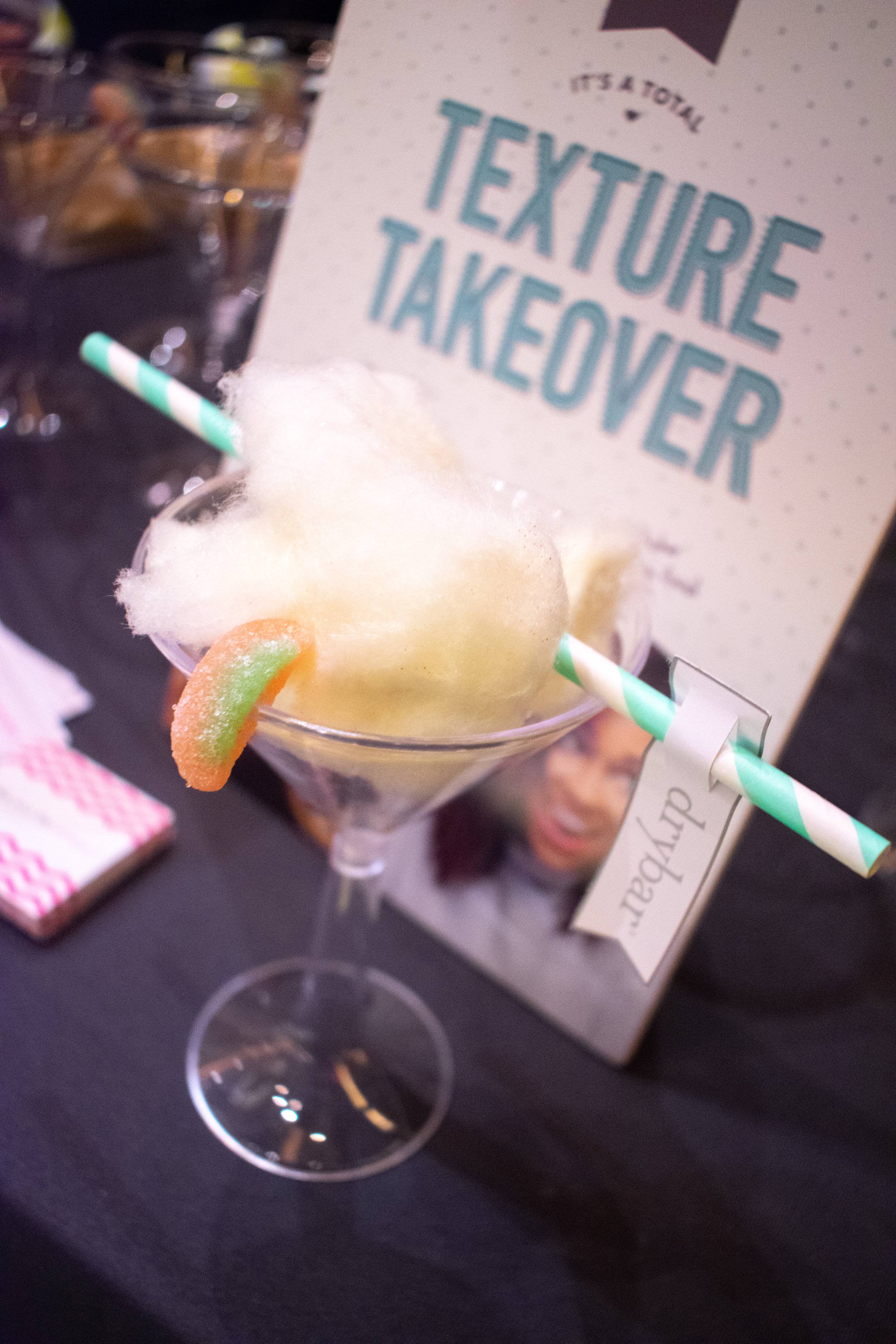 Sugaire Organic Cotton Candy- DryBar Sephora Convention