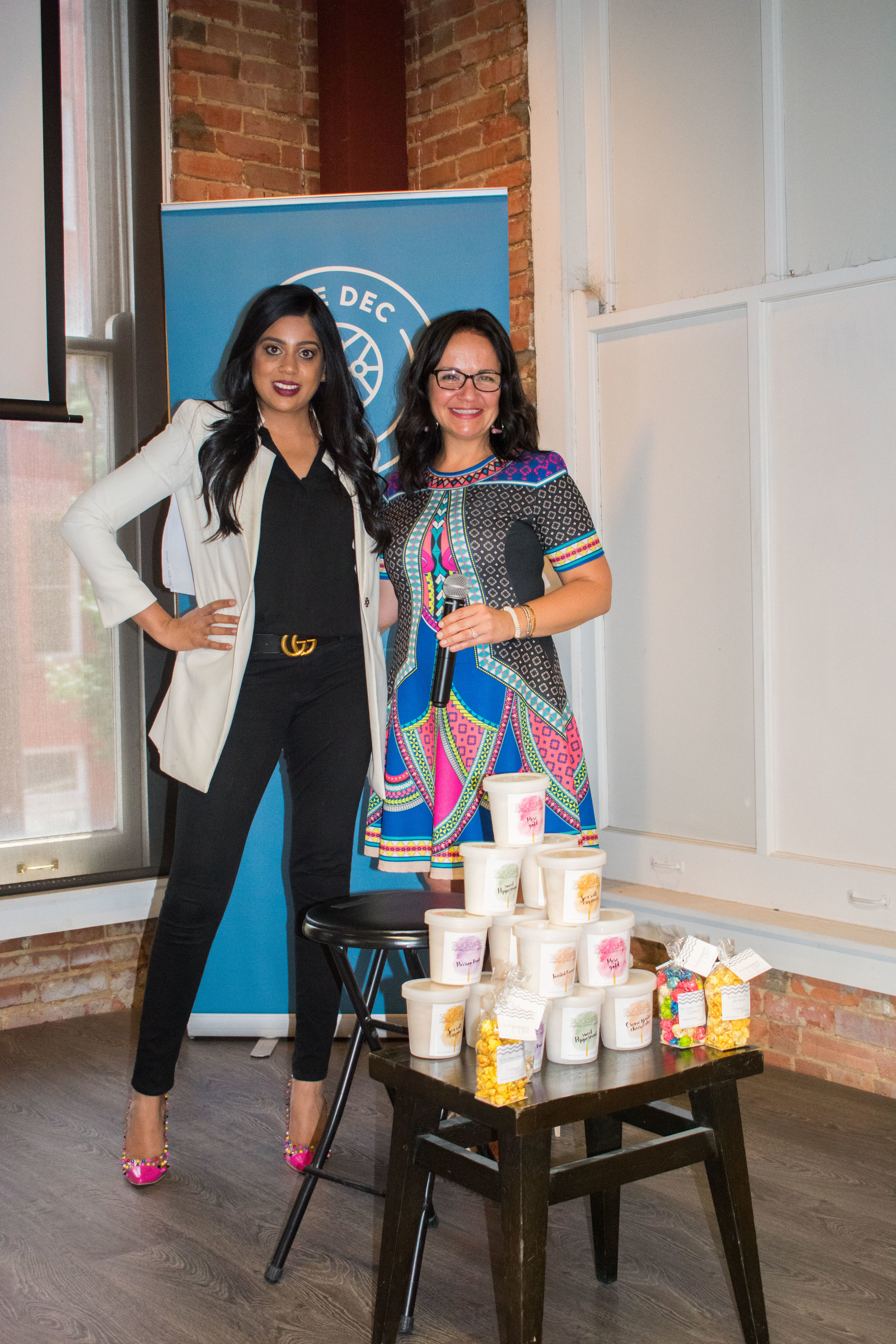 Yasmeen Tadia Events- WeDallas DEC Mompreneur Brunch