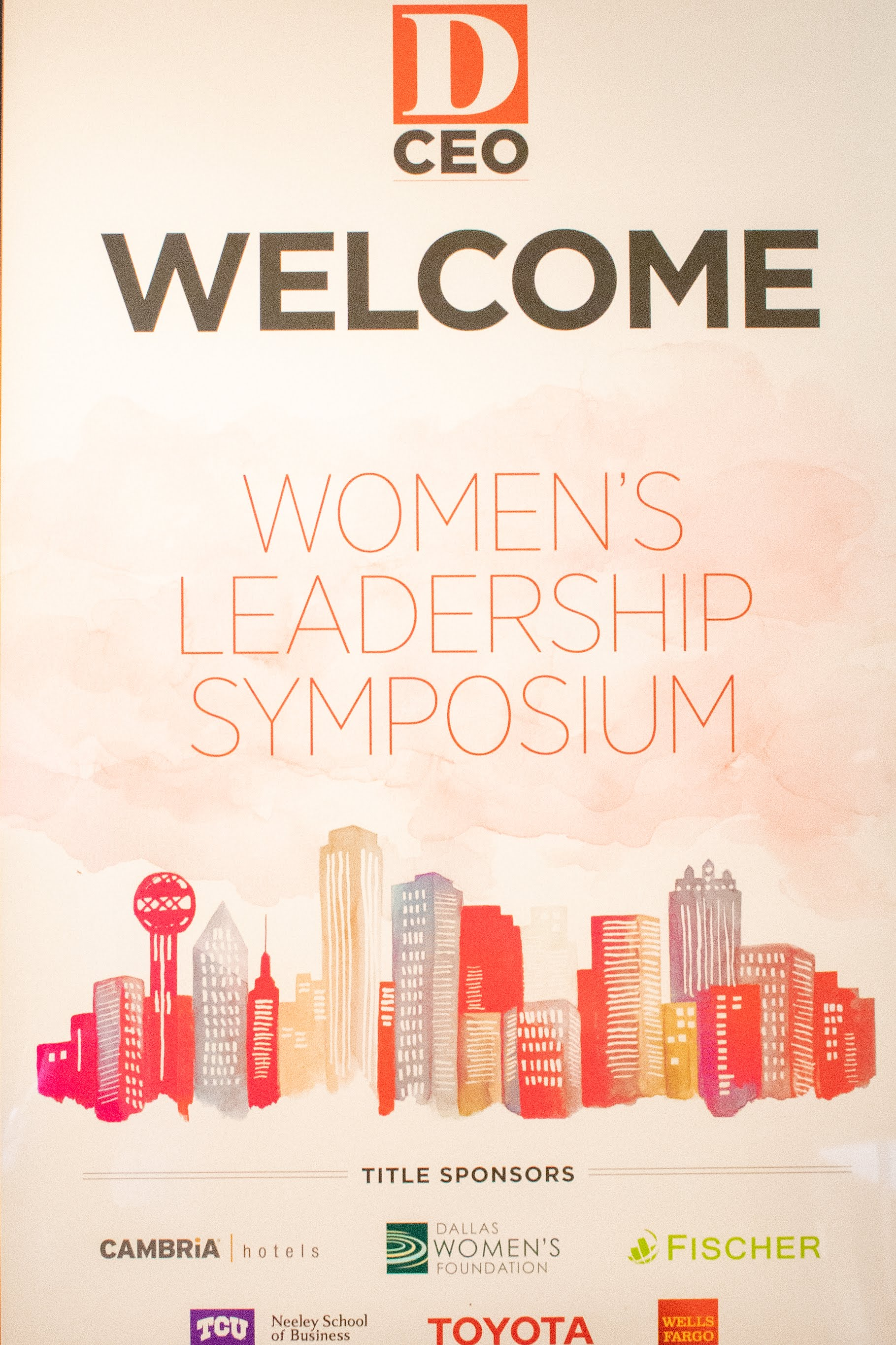 Yasmeen Tadia Events- DCEO Womens Symposium