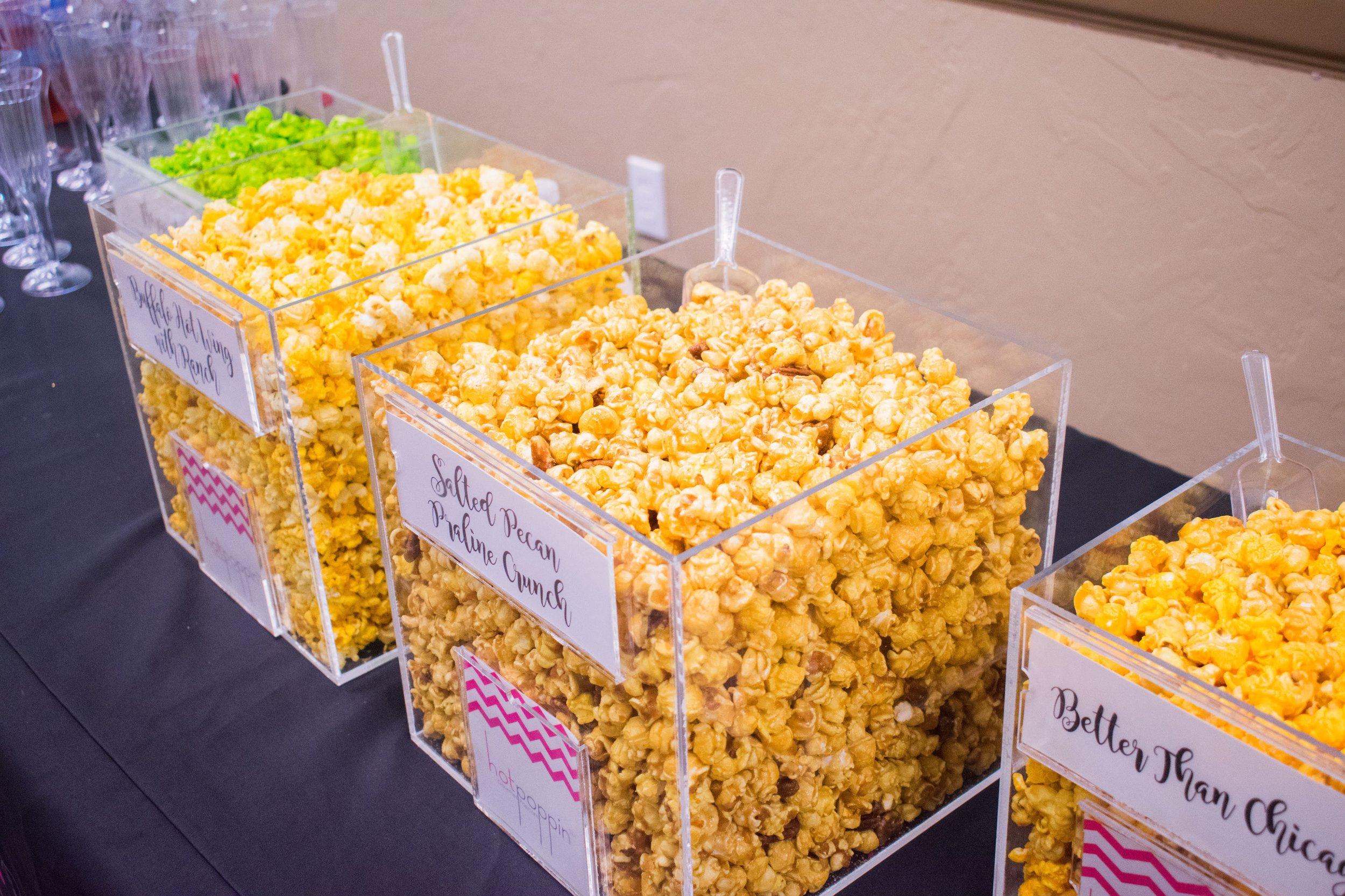 HotPoppin Gourmet Popcorn