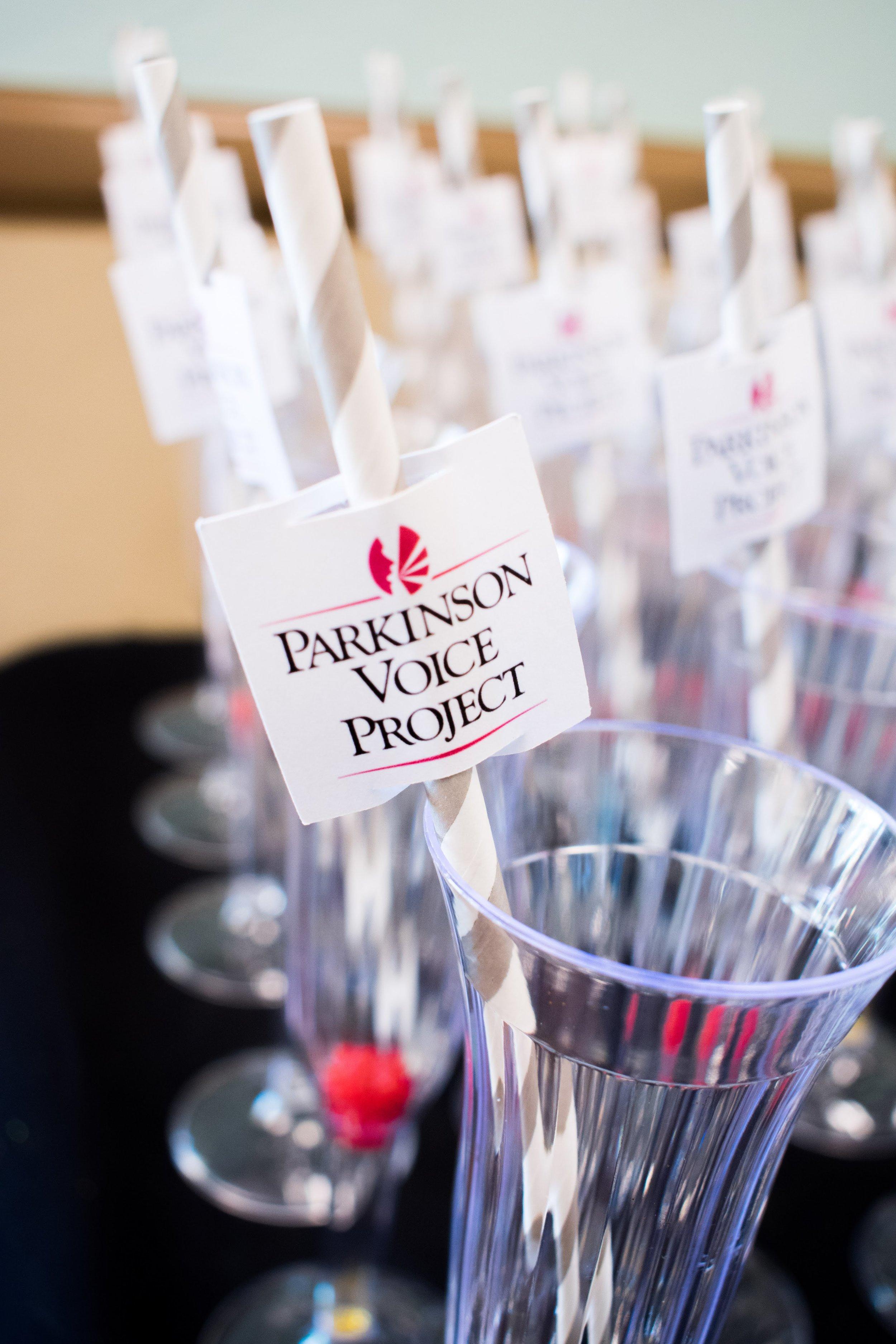 Sugaire Organic Cotton Candy- Parkinsons Voice Project Event