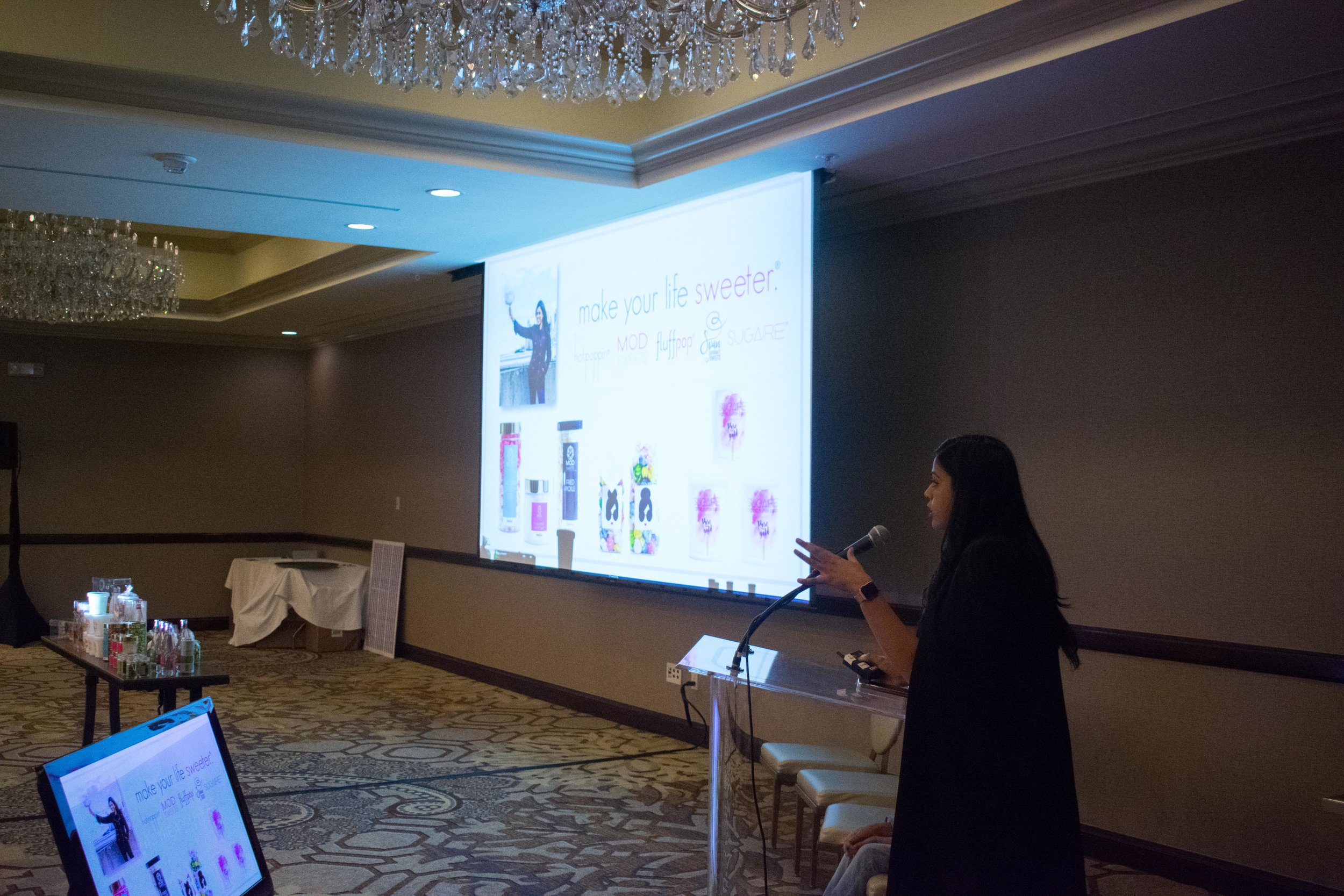 Yasmeen Tadia Speaking Engagements - Neiman Marcus Conclave